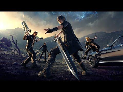 Final Fantasy XV European Launch Event