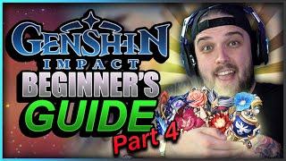 Genshin Impact: Beginner Guide 2021! Artifacts Explained! When to Farm Artifacts?