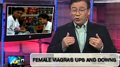 Teditorial: Female Viagra's Ups and Downs