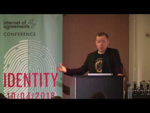 Rob Knight - Identity - Internet of Agreements conference