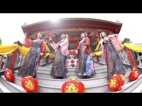 [M-Girls 四个女生] 龙马精神 -- 新春佳期 2015 (Official MV)