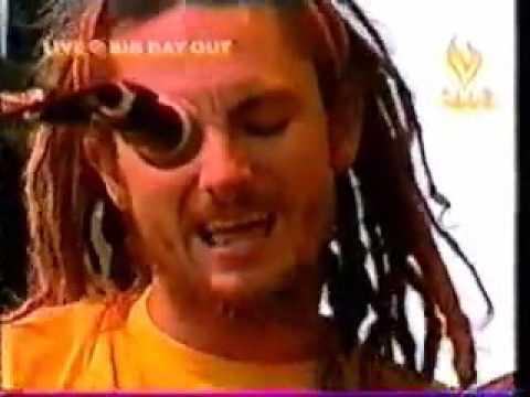 John Butler Trio - Big Day Out (Melbourne 2002)