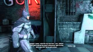 #3 バットマン アーカム ビギンズ ひゃくえんがクリアーまで実況 thumbnail