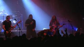 Sepultura- Inner Self live @ Schaaf City Theater Leeuwarden 2011 2-cam mix