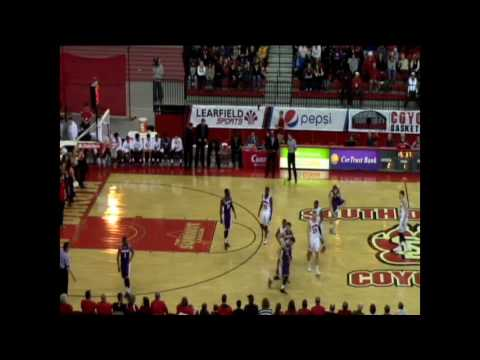 Casey Kasperbauer 26 Points South Dakota vs. Western Illinois Full Game