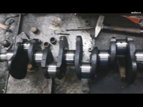 двигателя УМЗ-4215С.