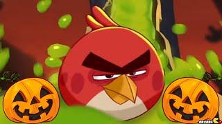 Angry Birds 2 - New Halloween Snotting Hill Level 306 - 310 Walkthrough 3 Stars!