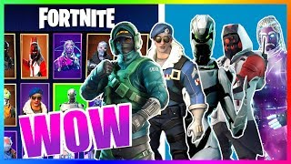 HOW DO I GET THE RAREST FORTNITE SKINS?! | Information