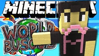 MARKIPLIER STATUE?! - Minecraft