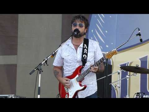 Anthony Rosano & The Conqueroos  Give Me Strength  6317 Western MD Blues Festival