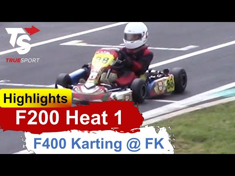 F200 Highlights: Heat