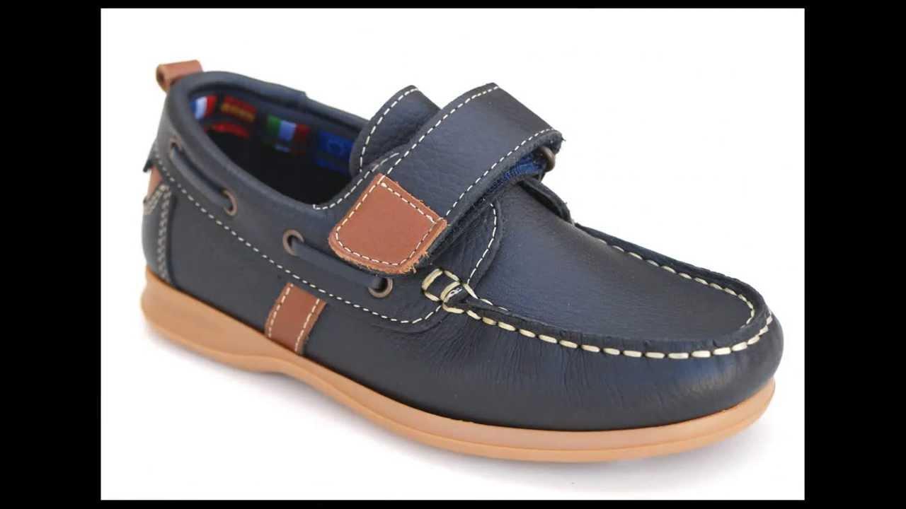 960901f5 Calzado Infantil de Villena | Zapatos de piel para niños y niñas | RolyPoly  Children´s Footwear - YouTube
