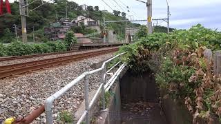 信越線 青海川駅から青海川海水浴場まで行ってみた