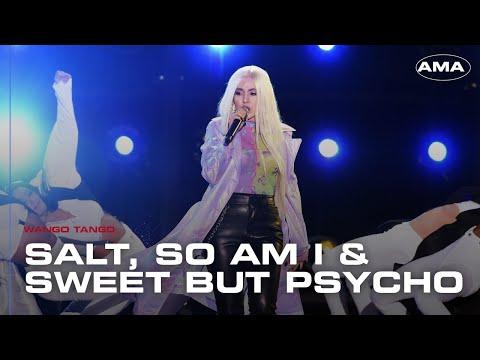 Ava Max - Salt, So Am I \u0026 Sweet But Psycho (Wango Tango iHeart Radio)
