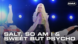 Ava Max - Salt, So Am I & Sweet But Psycho (Wango Tango iHeart Radio)