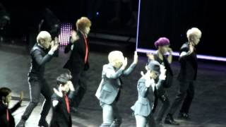 [fancam] TEEN TOP & S4 Special Stage @ Music Bank World Tour Jakarta 130309