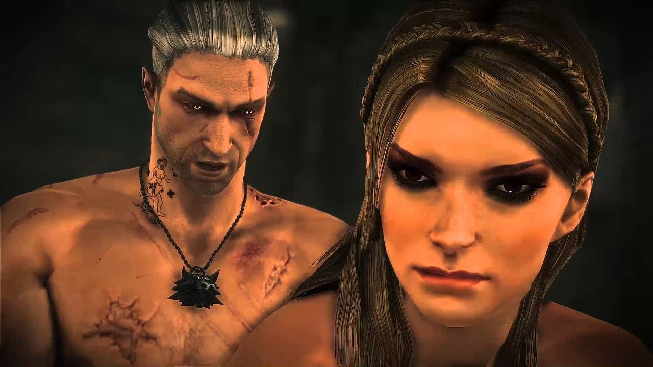 the witcher 2 romance