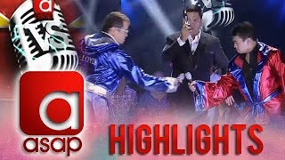 ASAP Versus: Renz Verano and The Soul Man Lloyd Umali go head-to-head in ASAP Versus
