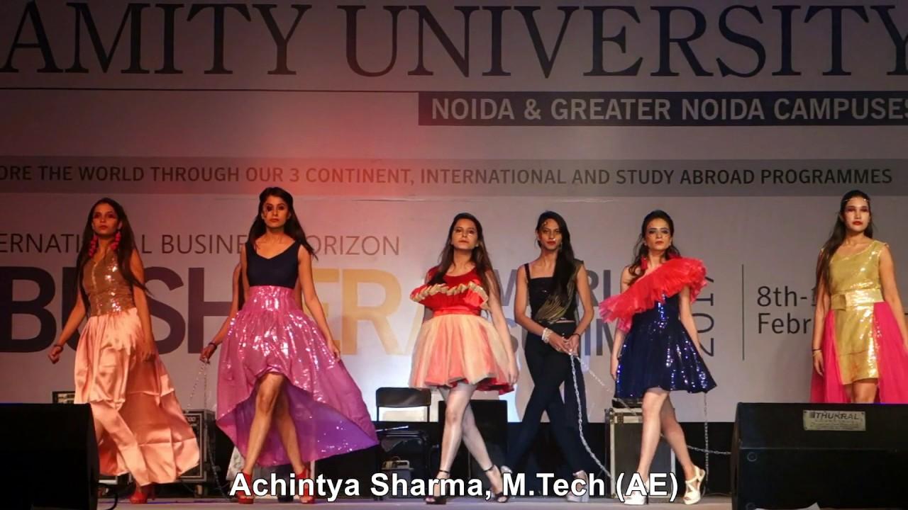 Amity School Of Fashion Technology Amity University School Style