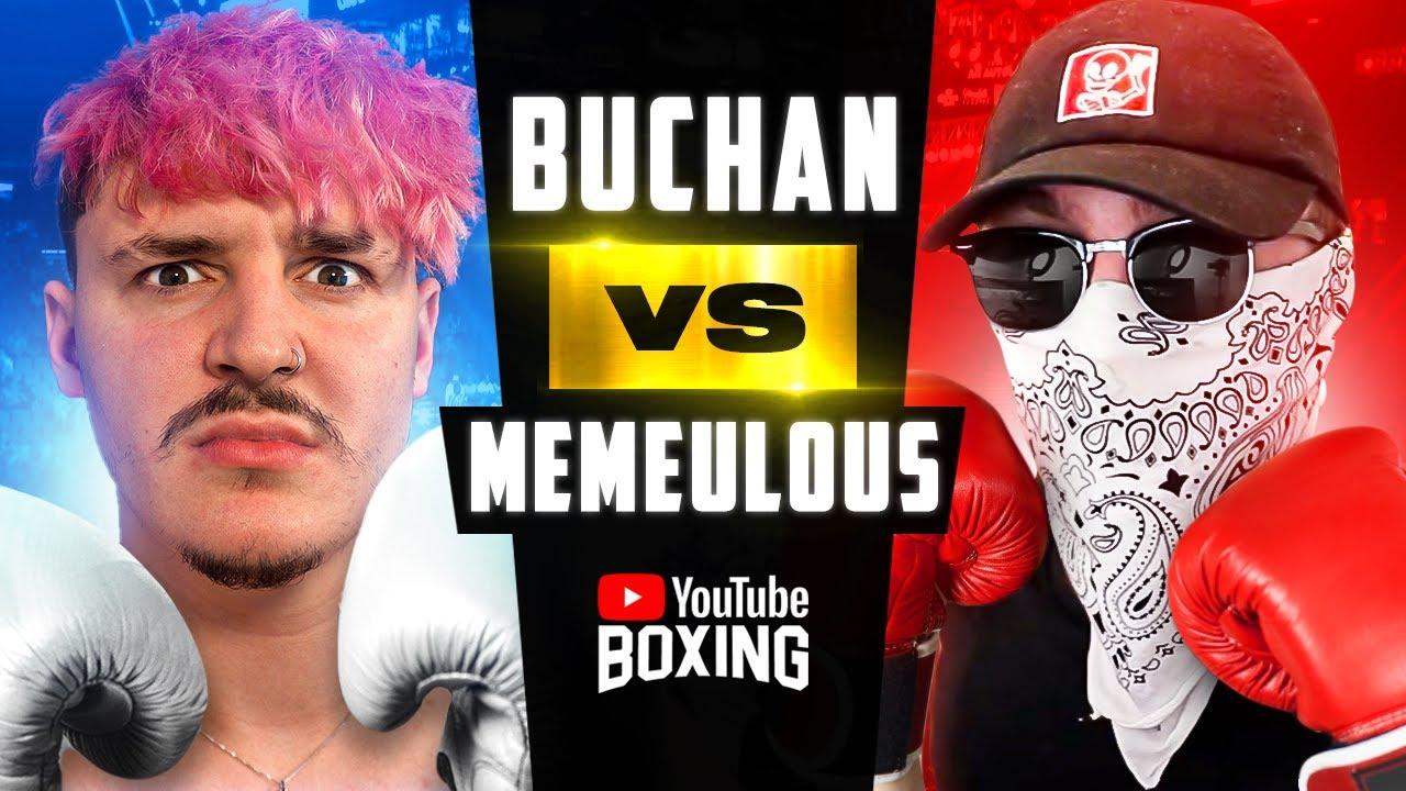 Lewis Buchan vs Memeulous (Official Fight Announcement)