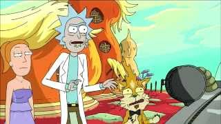 Rick and Morty - Adult Swim Promo - The Wedding Squanchers - Episode 10 Season 2 HD 1080p