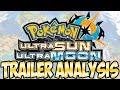 The New Pokemon Ultra Sun and Ultra Moon Trailer Analysis | Austin John Plays