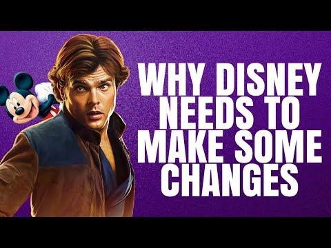 The Rise & Unfortunate Fall Of Disney Star Wars