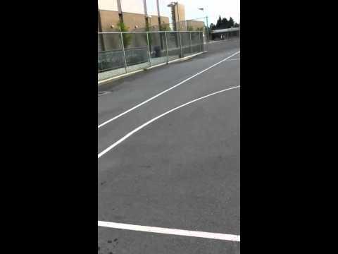 Vancouver vlog #2 (a basketball court)