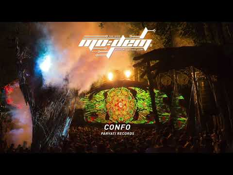 CONFO | MoDem Festival 2017 | The Hive Artists Podcast #008