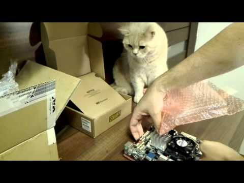Bugi Unboxing VIA EPIA M920-20Q Mini-ITX Mainboard