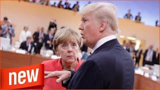 Droht Merkel die Trump-Attacke? 4 Szenarien, was bei Nato-Gipfel passieren könnte