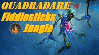 League of Legends Season 5 | Union Jack FiddleSticks Jungle Skin From GuardoftheGate