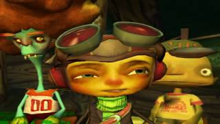 Psychonauts Walkthrough 100% Complete (In-Game Subtitles) Part 1