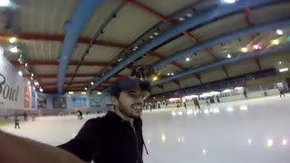 Ice Skating - First time (Belfast - Northern Ireland)