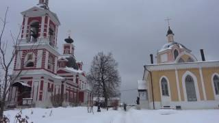 Дом слепоглухих в Пучково. 15 января 2017 года.