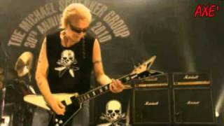 MICHAEL SCHENKER GROUP [ DOCTOR DOCTOR ] 2010 JAPAN