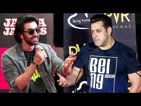 Ranbir Kapoor's Reaction On Salman Khan's Tubelight FLOP At Box Office