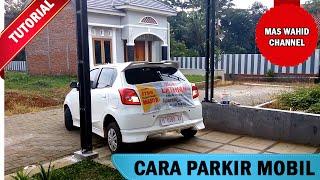 CARA PARKIR MOBIL - Maju & Mundur - Parkir Di Mall.