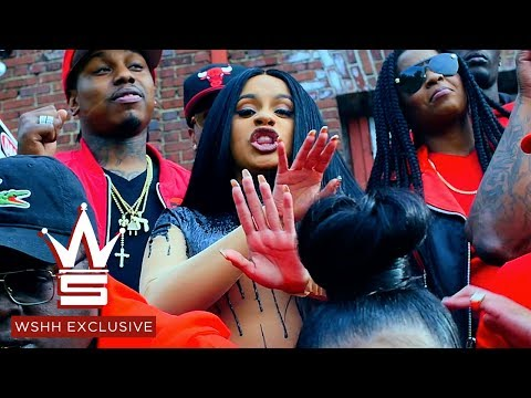 Cardi B Pull Up (WSHH Exclusive - Official Music Video)