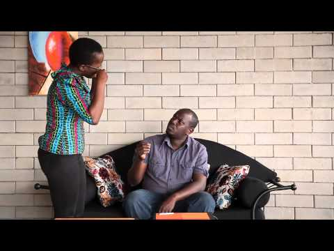 Video (skit): kansiime Anne Does Not Tolerate Smoking In Her Joint