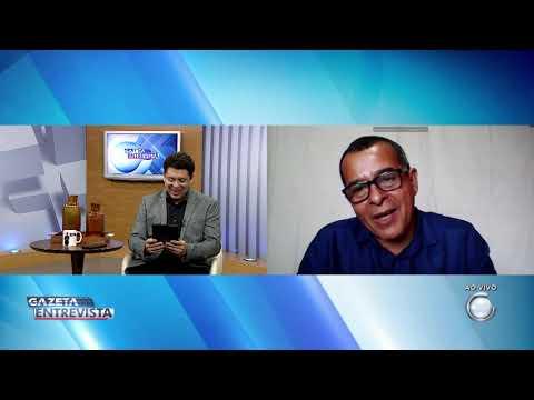 2° Bloco: Gazeta Entrevista com Anízio Cláudio