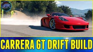 Forza Horizon 2 : PORSCHE CARRERA GT DRIFT BUILD!!!