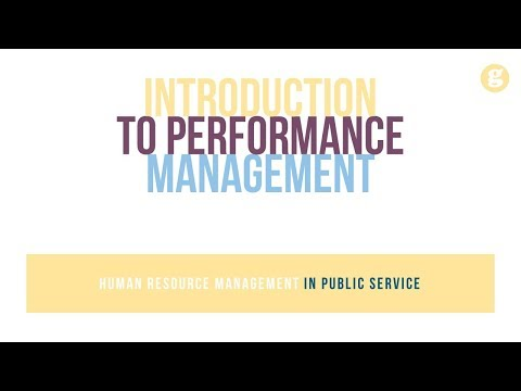 Introduction to Performance