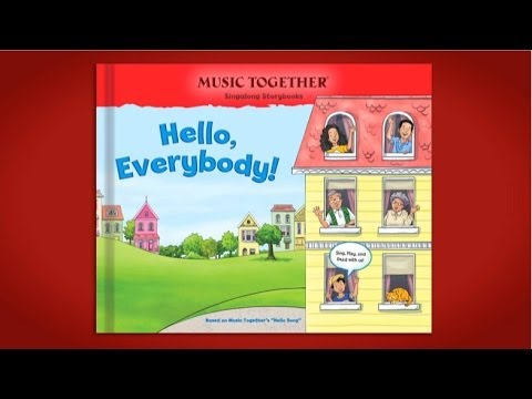Hello, Everybody! Singalong Storybook Trailer