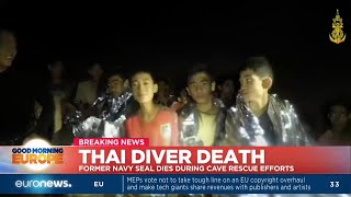 GME | Diving Instructor Speaks On Dangers Of Cave Rescue