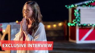 Christmas In Angel Falls - Rachel Boston (Exclusive Interview) | Hallmark Movies & Mysteries