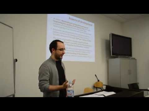 Emil Vargovic: Economic development in a global economy (CEU Alumni Talks Croatia '14)