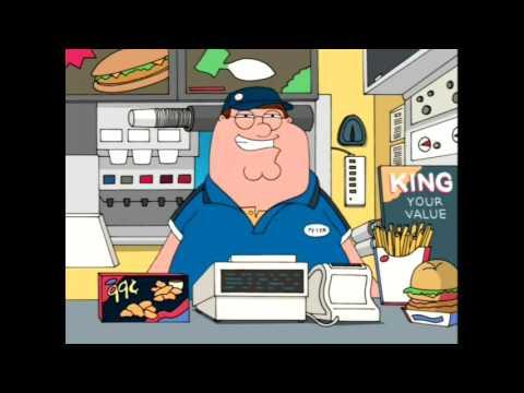 Песня про бургер кинг