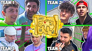 Download FaZe Clan Real Life Treasure Hunt - Challenge Mp3 and Videos