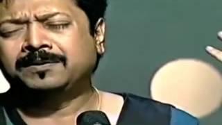 Kumar Bishwajit Ekta Chad Chara Raat Lyrics - একটা চাদ ছাড়া রাত আধার কালো